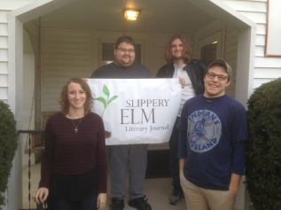 Slippery Elm staff 2016